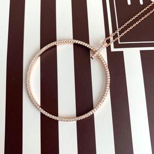 Henri Bendel Luxe Highline Short Necklace